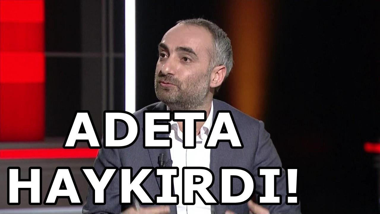 İsmail Saymaz isyan etti: CHP'li diye mi!