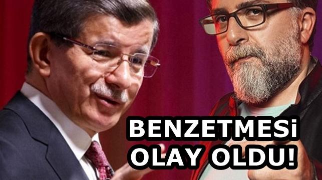 Ahmet Hakan'dan Davutoğlu'na şok eden gönderme