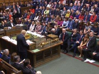 İngiliz Parlamentosu Yeni Brexit Anlaşmasını Oylamaya Hazırlanıyor