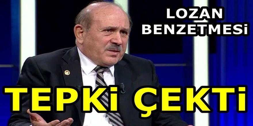AKP'li Burhan Kuzu yine tartışmaya yol açtı