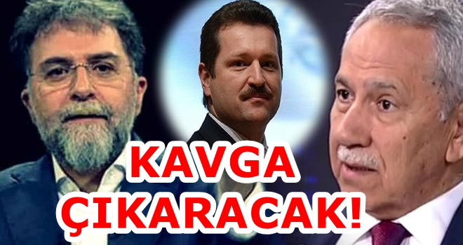 Ahmet Hakan'dan Bülent Arınç'ın damadıyla ilgili ŞOK sözler