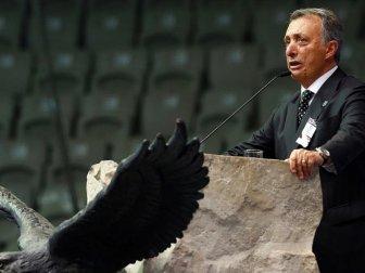 Beşiktaş Kulübünün Yeni Başkanı Ahmet Nur Çebi