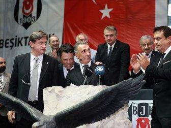 Beşiktaş Kulübünün 34. Başkanı Ahmet Nur Çebi