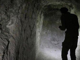 Rasulayn'ı Kaplayan Tünel Ortaya Çıkarıldı