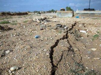 İran'da 5,6 Büyüklüğünde Deprem Meydana Geldi