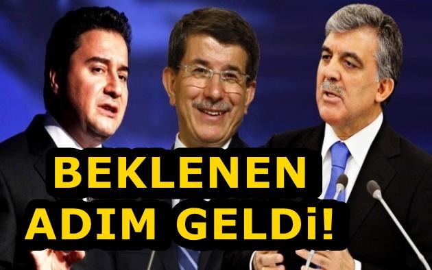 Abdullah Gül, yeni parti için harekete geçti