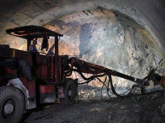 Yeni Zigana Tüneli'nde Son 11 Kilometre