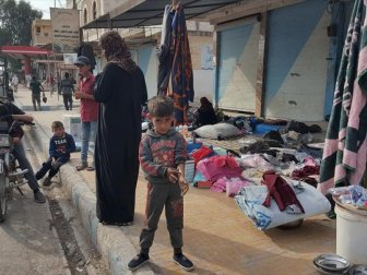 Tel Abyad'da Yaşam Normale Dönüyor