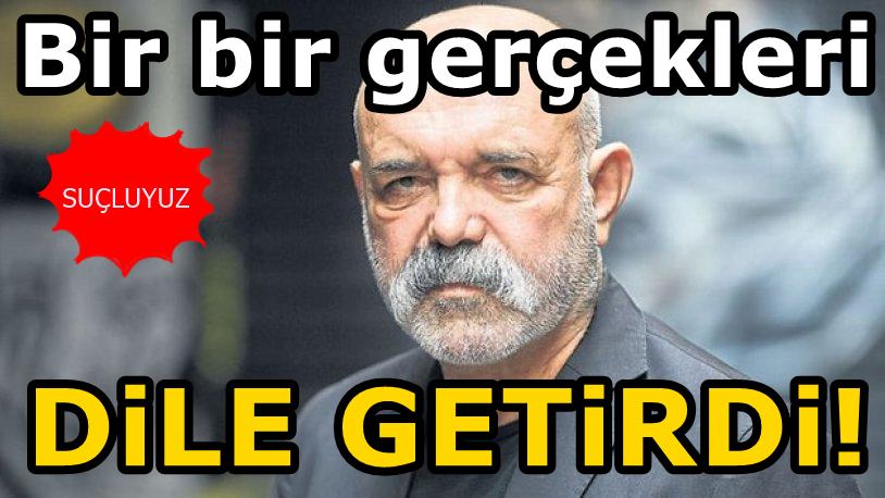 Ercan Kesal: Her birimiz birer suçluyuz
