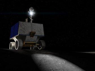NASA Ay'a Su Arama Robotu Gönderiyor