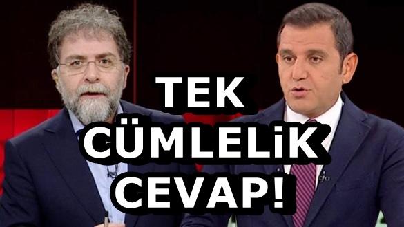 Fatih Portakal'dan Ahmet Hakan'a 'zır cahil' yanıtı