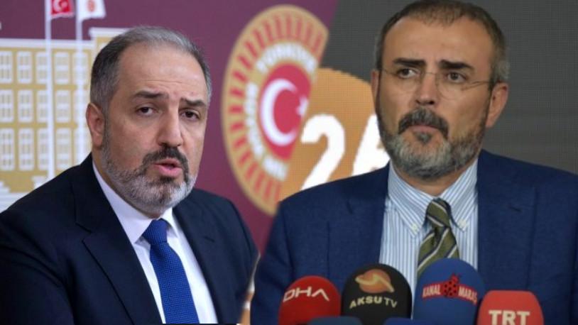 Yeneroğlu'ndan AKP'li Mahir Ünal'a yanıt: Herkes kendine yakışanı yapar