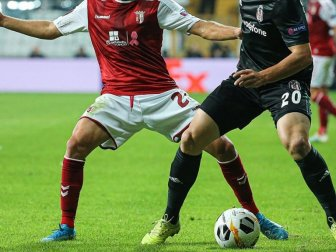 Beşiktaş Deplasmanda Braga İle Karşılaşacak
