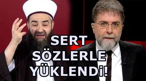 Cübbeli Ahmet: Ahmet Hakan'ı tebrik etmiyorum