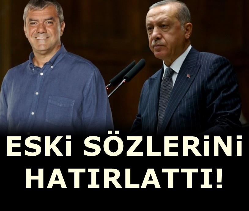 Yılmaz Özdil'den Erdoğan'a 'Atatürk' yanıtı