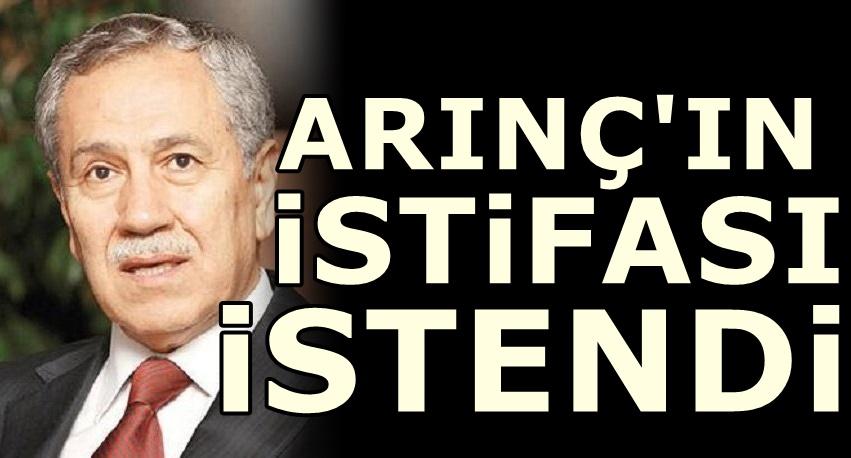 AKP'li isim: Bülent Arınç'ın yerinde olsam istifa ederdim
