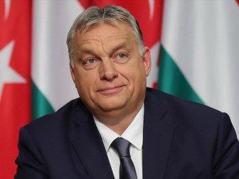 Orban: 'Güvenli Bölgenin İnşa Projelerinde Memnuniyetle Yer Alacağız'