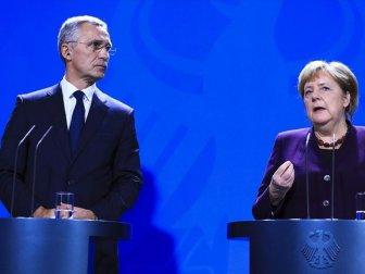 Merkel: 'Türkiye'nin de Kendi Meşru Güvenlik Gerekçeleri Var'