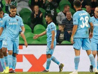 Trabzonspor Krasnodar'a 3-1 Yenildi