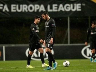 Beşiktaş Braga Takımına 3-1 Mağlup Oldu