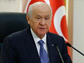 MHP Genel Başkanı Bahçeli'den UEFA'ya Tepki