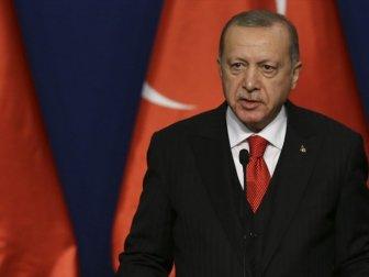 Cumhurbaşkanı Erdoğan: 'Suriye'nin Bütünlüğüne Taraftarız'