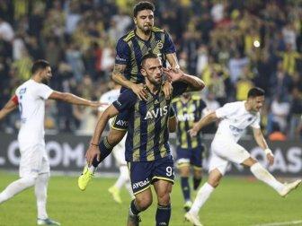 Fenerbahçe Maç Fazlasıyla Lider Oldu