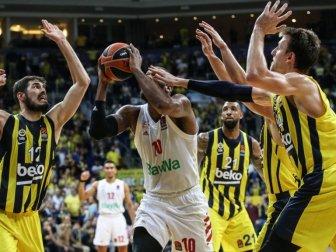 Fenerbahçe Beko Sahasında Bayern Münih'i 90-82 Yendi