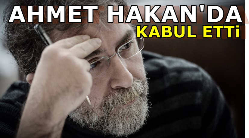 Ahmet Hakan Duyurdu : Ben artık vazgeçtim