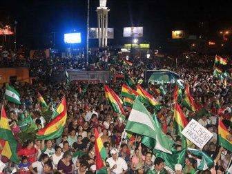 Bolivya'da Derinleşen Siyasi Krizin Aktörleri
