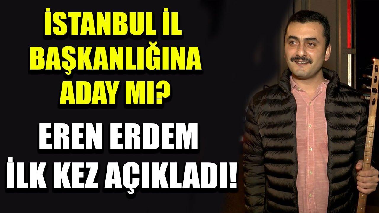 Eren Erdem İstanbul kararını Halk TV'de açıkladı