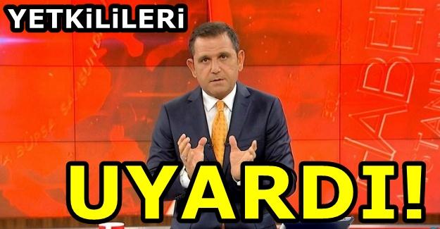 Fatih Portakal'dan Canan Kaftancıoğlu tepkisi: Büyük risk!