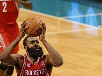 Houston Rockets Clippers'ı James Harden'ın 47 Sayısıyla Devirdi