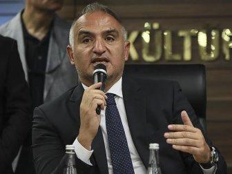 Bakan Ersoy: 'Milli Saraylar Müzekart Kapsamına Alınıyor'