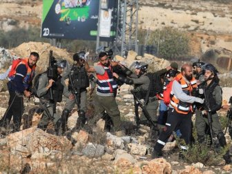 'Gazze'yle Dayanışma Yürüyüşü'ne Müdahale