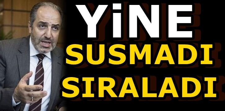 AKP'den istifa eden Mustafa Yeneroğlu'ndan çok konuşulacak açıklamalar