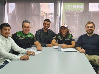 Can Öncü Turkish Racing Team'e Transfer Oldu