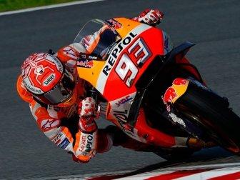 MotoGP'de İspanya Etabının Galibi Marc Marquez