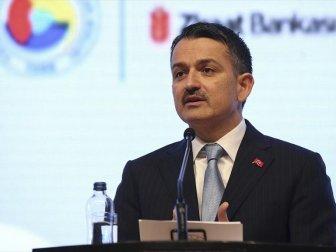 Bakan Pakdemirli: 'Türkiye Tarımını Dünya Markası Yapacağız'