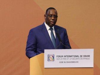 Senegal Cumhurbaşkanı Sall: 'Terörle Mücadelede Dayanışma Şart'