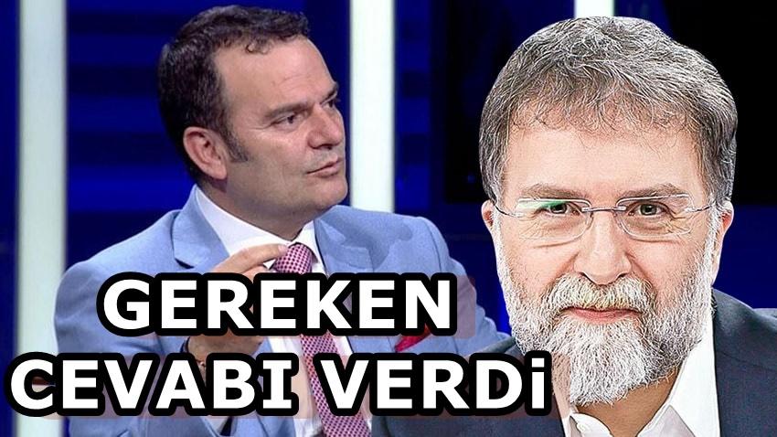 Erdoğan'ın eski danışmanı Kemal Öztürk'ten Ahmet Hakan'a yanıt!