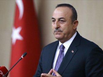Çavuşoğlu: 'Hiçbir Ülke Uluslararası Hukukun Üstünde Değildir'