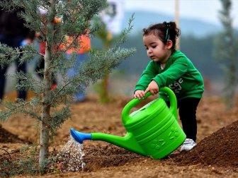 16 Yılda Milyonlarca Hektar Toprak Kurtarıldı