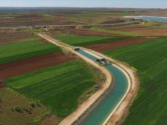 Güneydoğu'da Sulanan Arazilerden 2 Milyar 888 Milyon Liralık Gelir