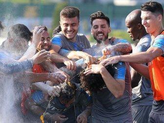 Trabzonspor'da Neşeli Anlar