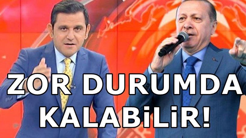 Fatih Portakal'dan CHP yorumu : Bu durum Erdoğan'ı da zorda bırakır