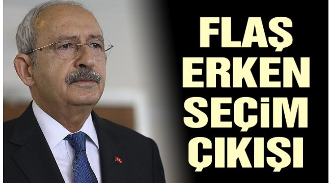 HDP'nin 'erken seçim' çağrısına CHP'den yanıt var