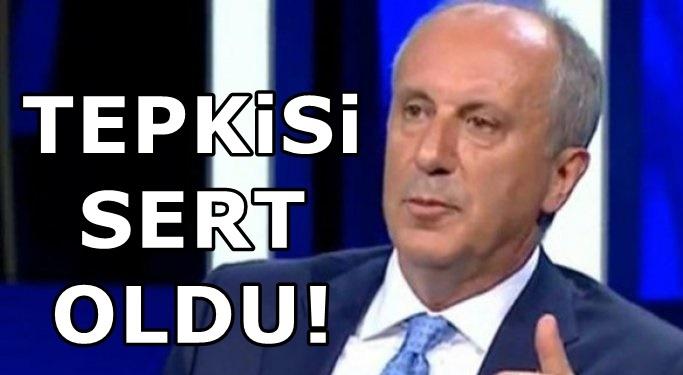 Muharrem İnce: CHP yönetimi bu ismi bulmalıdır