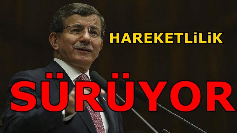 Davutoğlu cephesinden yeni açıklama: 'Bize katılacaklar'