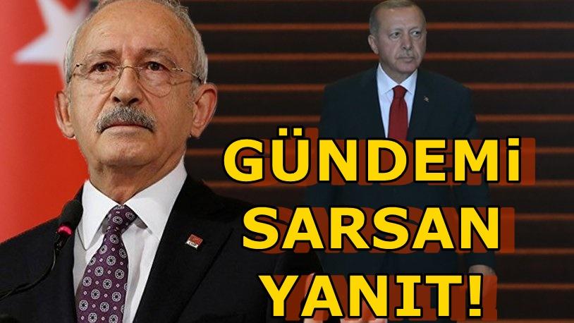 Kılıçdaroğlu, Rahmi Turan'ın iddiasıyla ilgili ilk kez konuştu
